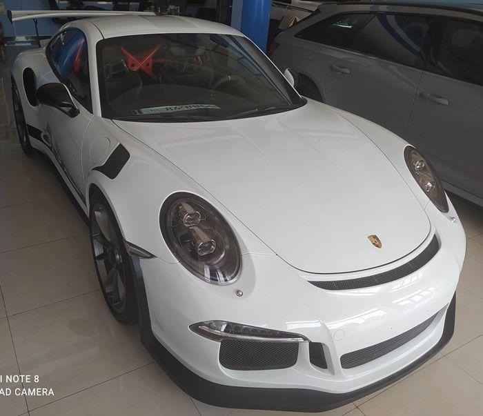 بورش 911 GT3 RS
