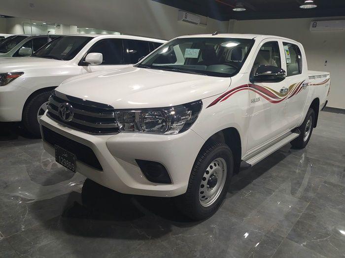 Toyota hilux 207