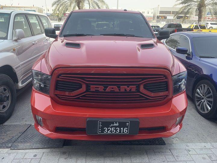 دودج Ram 1500