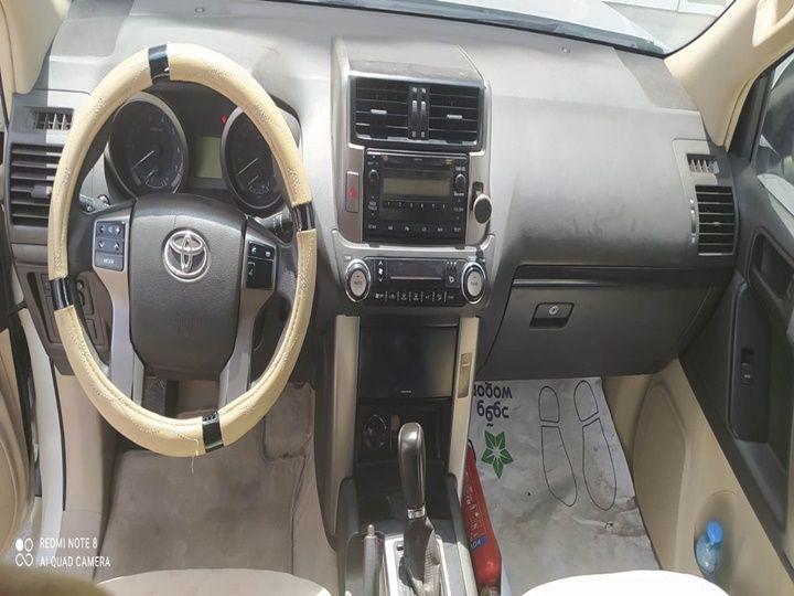 تويوتا Land Cruiser Prado
