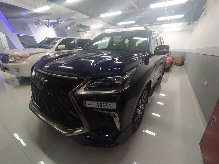 Lexus LX 570 S