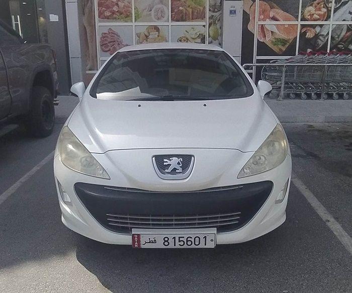 بيجو 308 سي سي