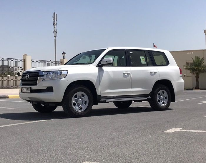 Toyota  Land Cruiser G standard