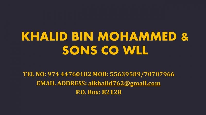 Khalid Bin Mohammed & Sons CO WLL
